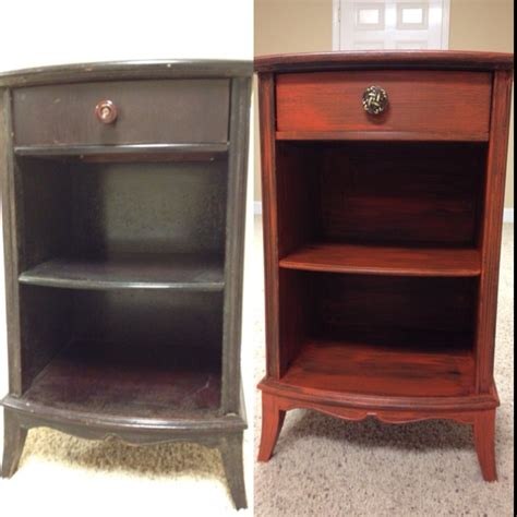 Garage Sale Furniture by Garage Sale Furniture Before After Home Decor
