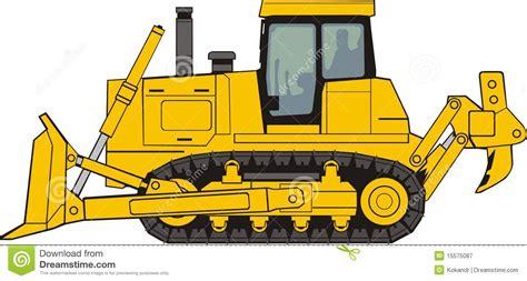 2d Blueprint Software Free bulldozer stock vector image of disposal steel wheel