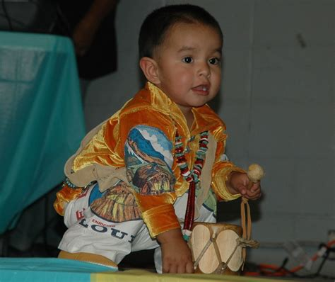 Crown Point Rug Auction Navajo Nation Fair Baby Contest 2014
