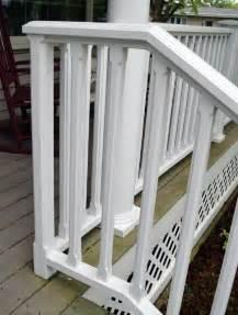 epoxied porch columns  railings epoxyworks