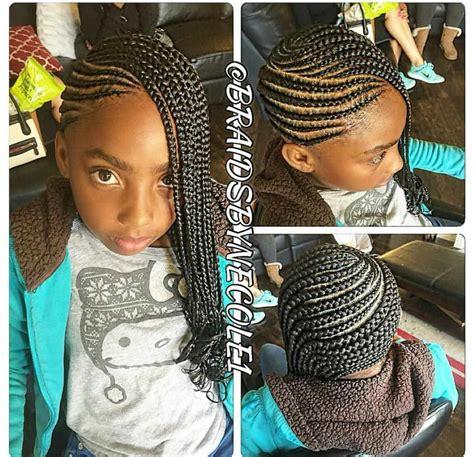 5yearold braids on braided styles for black women pinterest little girl