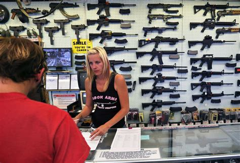 What Does A 7 Year Background Check Show Gun Background Check System Riddled With Flaws Seattle Wa