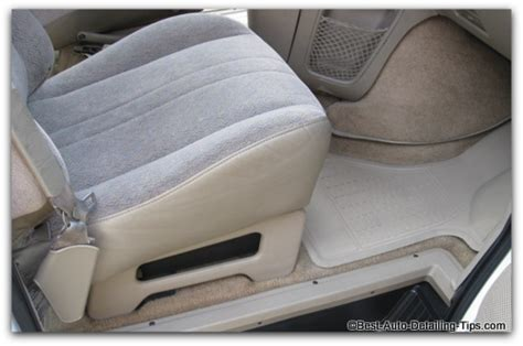 how to clean car upholstery can be much easier than you