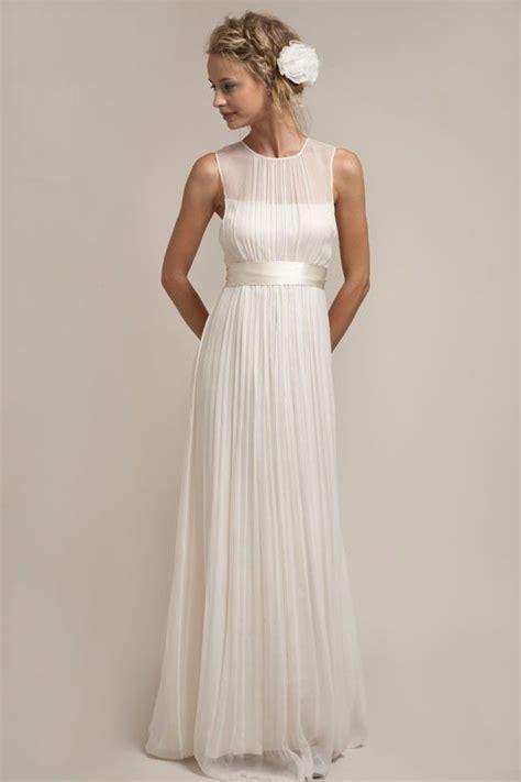 Schlichte Hochzeitskleider by Die Besten 25 Brautkleid Schlicht Ideen Auf