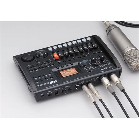 and recorder zoom r8 171 hd rekorder