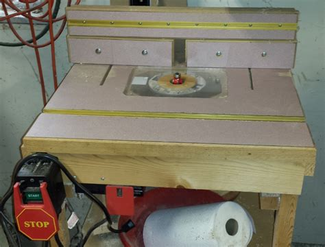 How To Use A Router Table by Proper Use Of A Router Table Part 1 Mader Made It