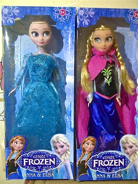 Boneka Frozen Elsa And Olaf by Boneka Frozen Disney Termurah