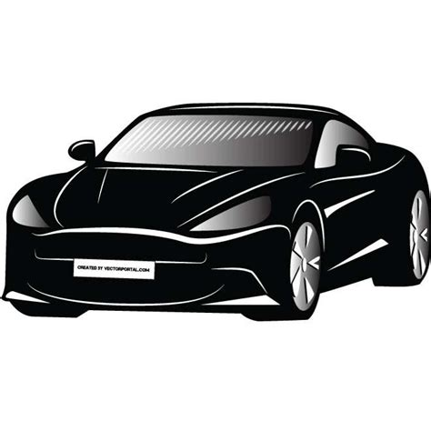 porsche sports car black black sports car clipart 101 clip