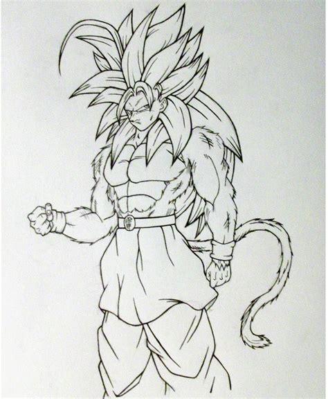 Drawing Goku by Ssj5 Goku By Rondostal91 On Deviantart