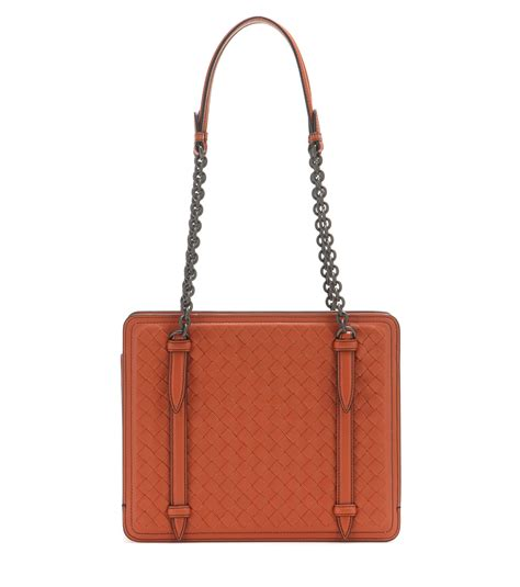 Bottega Veneta Colibri Bag by Lyst Bottega Veneta Intrecciato Leather Shoulder Bag In