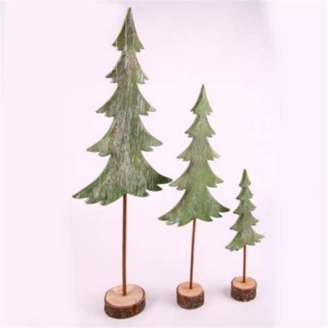 deko weihnachtsbaum holz sockel holzscheibe 60cm