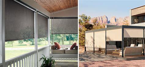 Window Blinds Denver Solar Shades I Patio Sun Shades I Outdoor Curtains