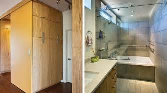 bathroom closet design modern bathroom design with wooden walk in closet ideas