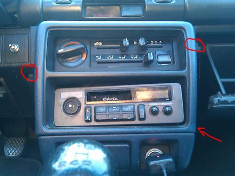 vehicle repair manual 1991 honda civic interior lighting service manual remove the dash in a 1991 honda accord service manual how remove dash on a