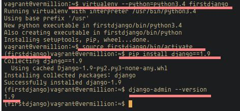 how to install pip ubuntu how to install django 1 9 on ubuntu 15 04