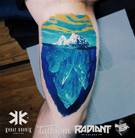 iceberg tattoo best ideas for tattoos part 20