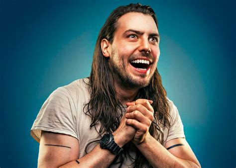 andrew w k andrew wk on that legend staying positive