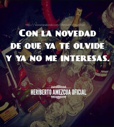 imagenes con frases vip con la novedad shared by heribertoamezcua on we heart it