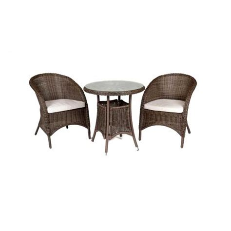 Rattan Bistro Chairs 2 Wicker Chairs And Table Rattan Bistro 2 Seat Garden Furniture Table Riverdale Bistro Rattan