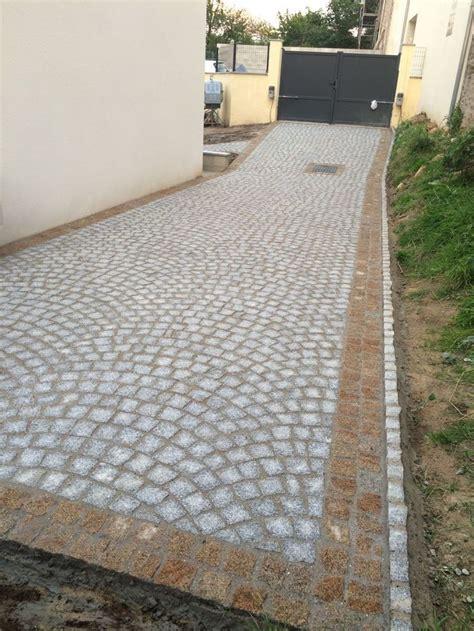 beton allee garage dalle beton pour allee carrossable tout savoir pour
