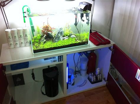 Besta Aquarium by Post Your Ikea Target Or Other Big Box Store