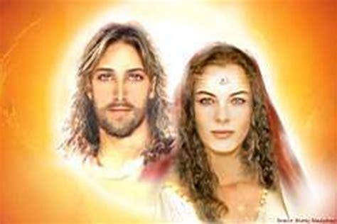 imagenes de jesucristo y maria magdalena jesus lord sananda and mary magdalene lady nada