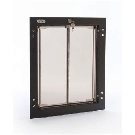 plexidor performance pet doors 11 75 in x 16 in large