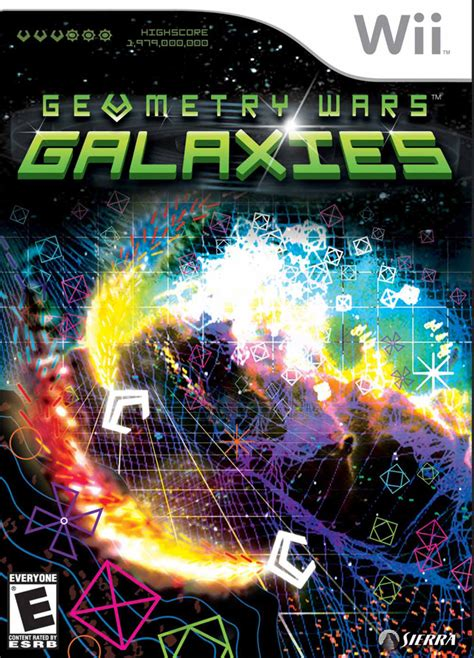 geometry wars galaxies wii ign