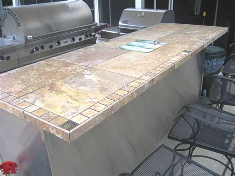 Outdoor Bar Tops by Handyman Steve Bar Top