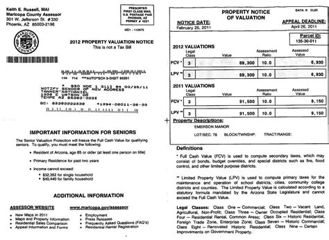 Maricopa Property Records A About Nothing How To Appeal Your Property Tax
