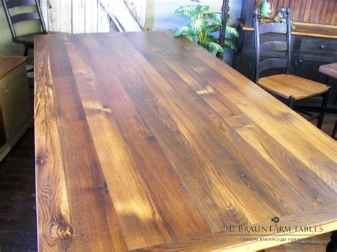 Refurbished Barn Wood Flooring by 1000 Images About Farm Tables Reclaimed Barn Wood On