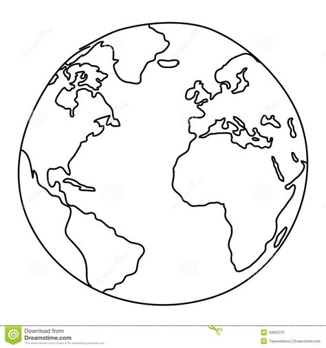 clipart mondo disegno mondo illustrazione vettoriale illustrazione