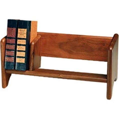 Desktop Book Rack by Solid Wood Desktop Book Rack Displays