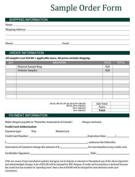 direct sales order invoice form direct sales planner
