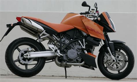 Ktm Duke Orange Ktm Ktm 990 Superduke Orange Moto Zombdrive