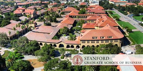 Stanford Application Mba by Top 20 Toughest Business Schools In The U S To Get Into