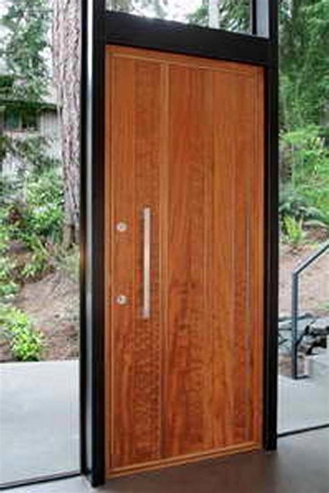 Solid Wood Exterior Entry Doors Home Design Wood Door Exterior