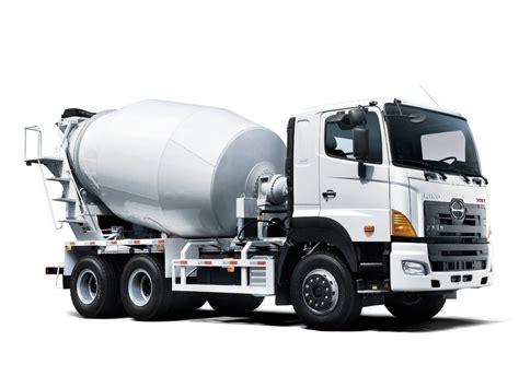 Truck Mixer Hino Bekas hino 700 series concrete mixer truck cimc