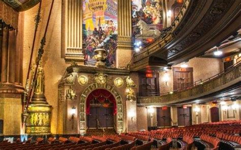 Beacon Theater Calendar The Beacon Theatre Relive Nyc S Bygone Days Through Its