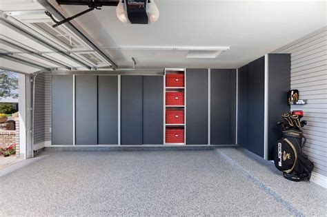 Garage Pantry by Custom Closets Pantry Office Garage Cabinets