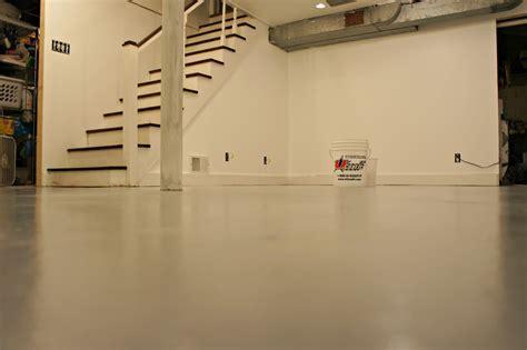 How To Paint The Basement Floor Using Basement Floor Paint