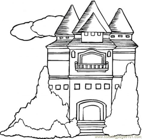 mansion house coloring pages mansion coloring page free houses coloring pages