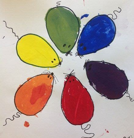 mouse paint color wheel