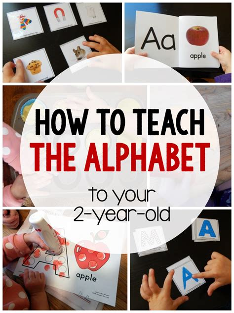 alphabet activities for 2 year olds the measured