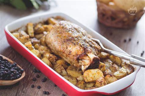 come cucinare il guanciale di maiale ricetta stinco di maiale al forno con patate la ricetta