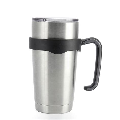 coffee mug handle handle for 20 oz stainless steel yeti rambler insulated