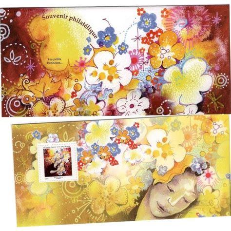 timbre 2013 les petits bonheurs bloc souvenir yvert 90 les petits bonheurs issoire philatelie