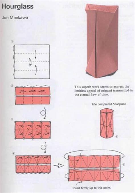 Simple Origami Vase - origami vase 1 origami origami easy