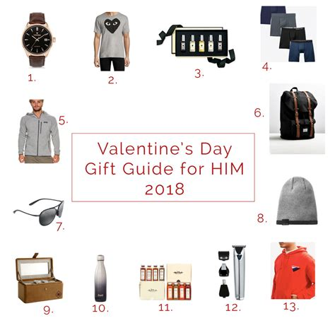 valentine s day gifts for him 2018 valentine gifts for him valentine s day 2018 gift guide for him 187 arfotography