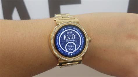 michael kors access sofie   smartwatches dont